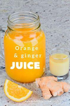 Orange Juice Cocktails, Orange Juice Smoothie, Orange Drinks, Juice Drinks, Diet Drinks, Beverages, Healthy Juices, Healthy Drinks, Freshly Squeezed Orange Juice