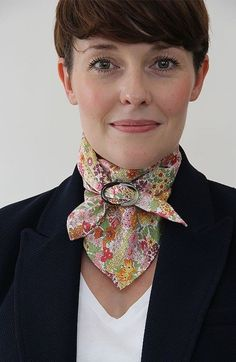 As you know fashion has drastically changed throughout the years so many of the latest designs and styles of scarves […] How To Tie Bandana, Stylish Outfits, Fashion Outfits, Work Outfits, Scarf Rings, How To Wear Scarves, Square Scarf, Silk Scarves, Scarf Styles