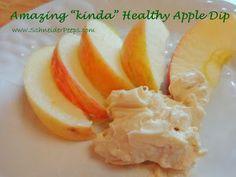 Healthy(ier) Apple Dip | SchneiderPeeps