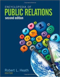 Free download or read online Encyclopedia of public relations, 2nd Edition a beautiful public relations related pdf book authored by Robert L. Heath. encyclopedia-of-public-relations