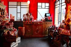 Choccywoccydoodah opens store in Seven Dials - Retail Focus - Retail Blog For Interior Design and Visual Merchandising