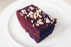 Nueva receta: Bizcocho de chocolate vegano, muy fácil y rápido