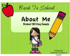 Use This Double Spaced Lined Paper For Student Writing Samples At