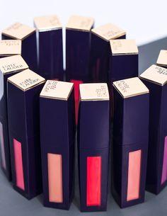Pure Color Envy Liquid Lip Potion is fluid lipcolor with lipstick's potent effect.