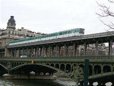 Viaduc de Passy - Paris