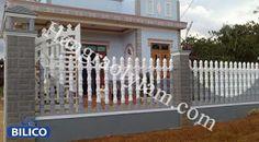 hang rao ly tam: Những mẫu cổng hàng rào biệt thự đẹp nhất
