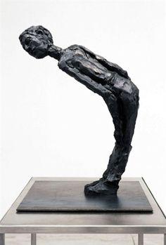 Verdrehte Männer by Stephan Balkenhol on artnet Auctions