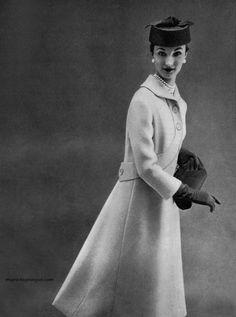Bergdorf Goodman 1956 - Evelyn Tripp