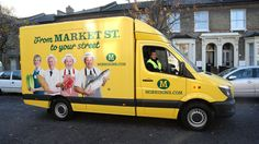Morrisons to expand home delivery service after new Ocado deal - BBC News