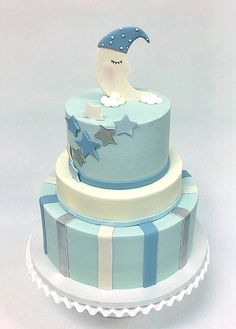Baby Shower Cakes, Desserts, Food, Tailgate Desserts, Deserts, Essen, Dessert, Yemek, Food Deserts