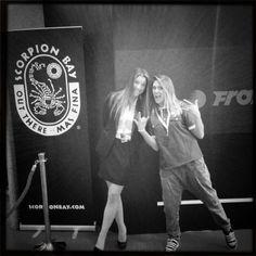 Rock and Roll!!!! #sanremo2014 #d4s #duke4scorpion #casasanremo #ktm #Alpitour #readytorace