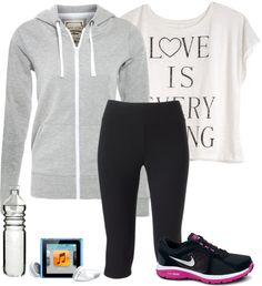 """sporty queen"" by napping-1671 ❤ liked on Polyvore"