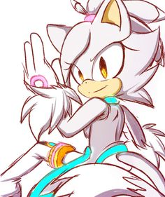 this might be the daughter of blaze and silver