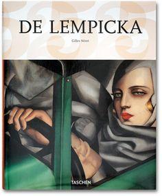 De Lempicka. TASCHEN Books (Basic Art Series, TASCHEN 25 Edition)