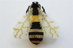 Пчёлки | biser.info - всё о бисере и бисерном творчестве