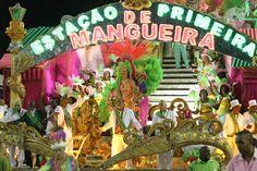Estação Primeira de Mangueira - Foto: Patricia Santos   Riotur
