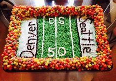 Super Bowl treat!