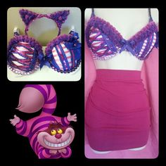 Hey, I found this really awesome Etsy listing at http://www.etsy.com/listing/111546005/free-shipping-cheshire-cat-inspired-rave