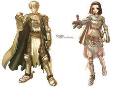 Knight - Ragnarök Wiki - Wikia