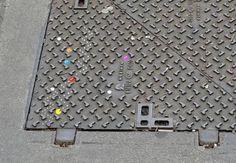Streetart Pacman