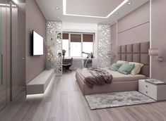 This is a Bedroom Interior Design Ideas. House is a private bedroom and is usually hidden from our guests. However, it is important to her, not only for comfort but also style. Much of our bedroom … Luxury Bedroom Design, Room Design Bedroom, Bedroom Furniture Design, Bedroom Layouts, Home Room Design, Home Decor Bedroom, Home Interior Design, Master Bedroom, Bedroom Ideas