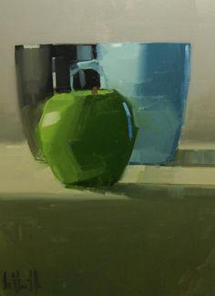 Pintura de Aaron Lifferth