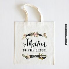 Mother of the Groom Sophia Tote $10 | CHECK OUT MORE IDEAS AT WEDDINGPINS.NET | #weddings #weddinggear #weddingshopping #shopping