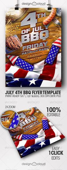 26 Best Independence Day images Event flyers, Card templates