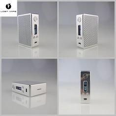 Efusion DNA200 box mod by Lost Vape. Powered by Evolv DNA200 temperature protection board.