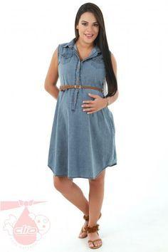 67 mejores imágenes de vestidos maternidad   Pregnancy style ... 189c641ee15