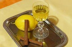 Λικέρ λεμόνι με ούζο