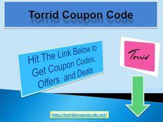 image relating to Torrid Coupon Printable identify Demetre Ellison (Pion2Conserve) upon Pinterest