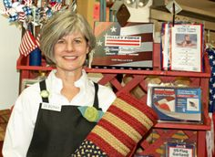 Barrington, Illinois store sells only U.S.-made items
