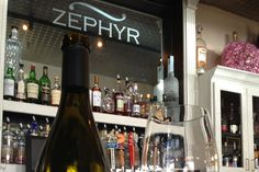 Zephyr Grill & Bar in Livermore, CA