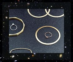 space rings - from Bario Neal <3 <3