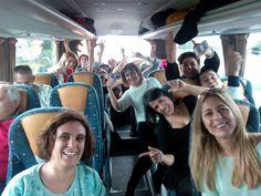 De excursión  hacia Combarro...