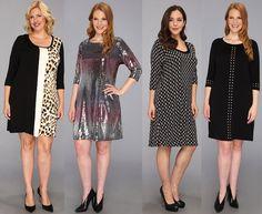 rochii Karen Kane Plus Curvy Fashion, Womens Fashion, Karen Kane, 50th, Dresses With Sleeves, Elegant, Long Sleeve, Classy, Sleeve Dresses