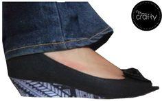 Refashion: Shoes