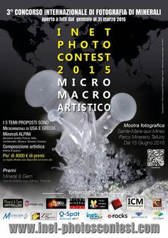 Poster ufficiale INETPhotos contest 2015 www.inet-photoscontest.com www.facebook.com/InetPhotosContest
