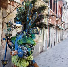 Venice I: What's Carnival Really Like? «