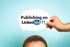 LinkedIn Publishing is a nice platform for getting yourself and your work out there to a much larger audience than you currently enjoy. Earn Money From Home, How To Make Money, Hopes And Dreams, Us Images, Personal Branding, Social Media Tips, Being Used, Internet Marketing, Leadership