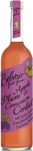Belvoir – almás-szilvás fahéjas szörp 500ml