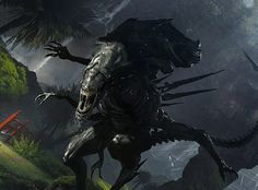 """Check out this article thingy on the """"New Alien movie""""  that seems to be replacing Alien 3 and Alien Resurrection.    I wonder what will come of this new movie.    http://techgnotic.deviantart.com/journal/Robots-Aliens-and-Outcasts-Neil-Blomkamp-s-World-516117202?utm_source=social&utm_medium=all&utm_campaign=0315_soc_NeilBlomkamp"""