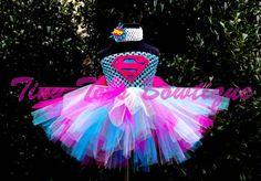 Baby Super Girl  Inspired Costume by roshalsaenz on Etsy, $35.00