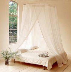 8 accessories that make you want to have a pastel room! Dream Rooms, Dream Bedroom, Master Bedroom, Bedroom Decor, Bedroom Ideas, My New Room, My Room, Canopy Bed Curtains, Bed With Canopy