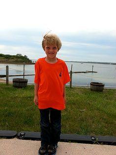 Boy by the Bay: fun awaits on Block Island