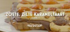Zoete, zilte Karameltaart- Heel Holland Bakt