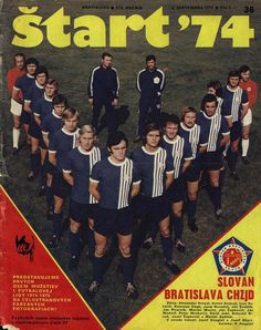 Retro Football, Football Team, Bratislava, Movies, Movie Posters, Magazine, Football Squads, Films, Film Poster