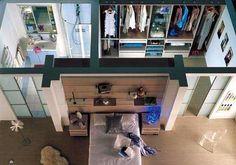 Plan suite parentale | Bedrooms | Plan suite parentale, Salle de ...