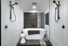 #bath #shower #blacktapwear #tiles #contemporary #hotwater #newhome #newhouse #yourhouse #displayhome #relax #yourtime